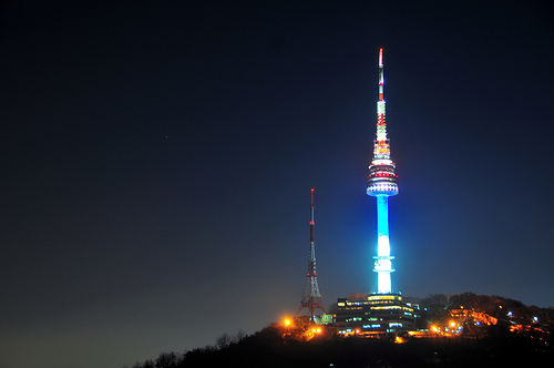 N Seoul Tower Opening Hours
