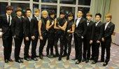 Super Junior M Berfoto bareng Boyband Taiwan Lollipop F