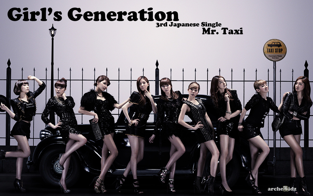 Girls Generation Lyrics - Mr Taxi- English Translation ...