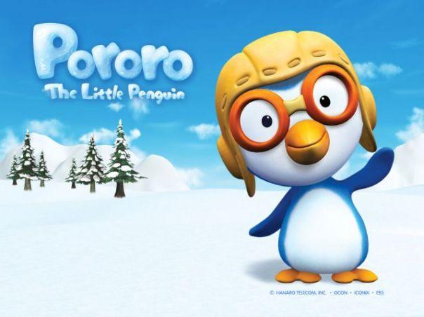 kita bahas tentang Pororo si pinguin lucu dengan kisah persahabatanya